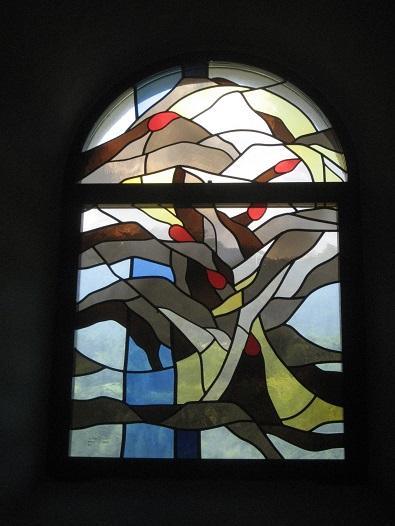 Chapelle St-Etienne : La terre (Montagnier, VS)