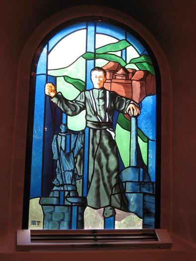 Eglise St-Théodule : Bx Maurice Tornay (Bovernier, VS)